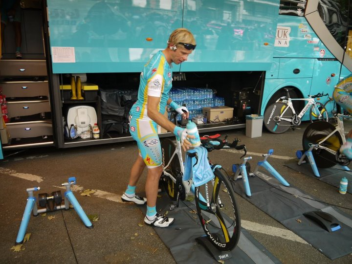 Tour de France and Alcom Active