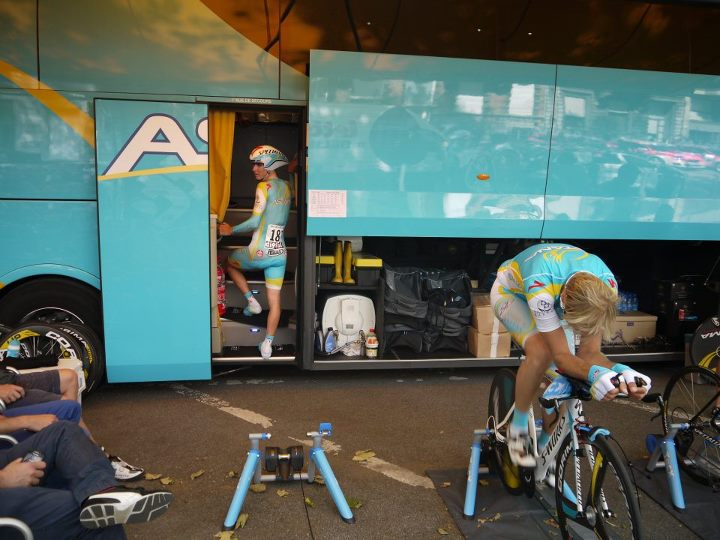 Tour de France and AlcomActive